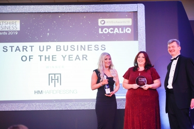 Awards recognition for hair salon is a dream come true